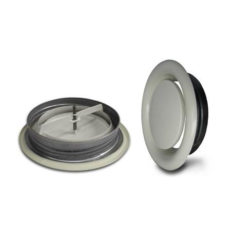 Tanierový ventil kovový odvodný